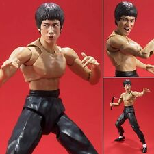 S.H. Figuarts Bruce Lee action figure Bandai (U.S. seller)
