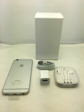 New Apple iPhone 6 128GB Silver White GSM Worldwide Factory Unlocked Smartphone