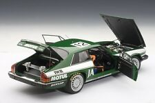 JAGUAR XJS XJ S 12 ETCC Racing Spa Winner 1984 #12 Percy Heyer Autoart RAR 1:18