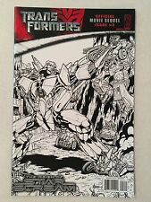 Transformers Reign of Starscream #2 RI retailer incentive cover variant NM+ 9.6