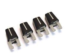 004-1109-049 Genuine Fender BXR Series EQ Knobs (4 pack)