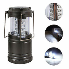 30 LED Camping Outdoor Light Portable Tent Collapsible Lamp Lantern hiking