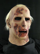 Walking Dead RV Walker Mask Halloween Horror Haunt Latex Mask Prop, NEW
