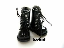 SALE Blythe Pullip 1/6 12 inch Dolls BLACK Shoes Boot