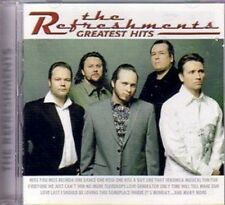 CD The Refreshments, Greatest Hits, best of, 2003, RAR