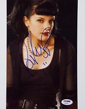 Pauley Perrette Signed 8x10 Photo Abby Sciuto NCIS PSA/DNA Y34667 Auto