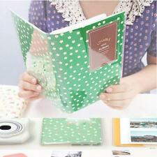 HOT Picture Book Case Photo Album For Fujifilm Instax Mini7s 8 25 50s 90 Film