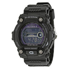 Casio G-Shock Digital Dial Black Resin Mens Watch GW7900B-1CR