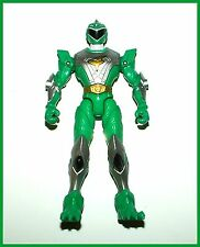 "Power Rangers RPM _ Green ""Auxiliary Trax"" Shark Ranger _ * Must See *"