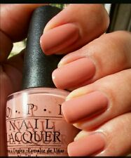 OPI Nail Polish DULCE DE LECHE + GIFT taupe pink nude classic French mani lacqur