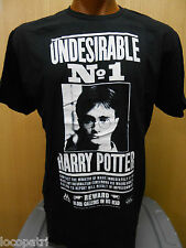 Mens Licensed Harry Potter Undesirable Number 1 Shirt New 2XL