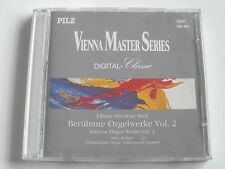 Vienna Master Series - Bach Beruhmte Orgelwerke Vol.2 (CD Album) Used Very Good