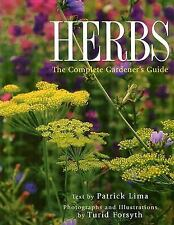 Herbs: The Complete Gardener's Guide-ExLibrary