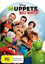 Muppets - Most Wanted (DVD, 2014)