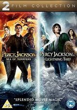 Percy Jackson And The Lightning Thief/Percy Jackson: Sea Of Monsters [DVD]