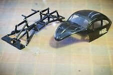 Full Torsion Comp Crawler Delrin Chassis Shafty Sporty VW Beetle Lexan Body Link
