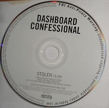 Dashboard Confidential - Stolen - CD, Promo 2006. Vagrant Records.