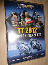 DVD N°2 DVD TOURIST TROPHY E LA NORTHWEST TT 2012 CAMPIONI SENZA ETA'