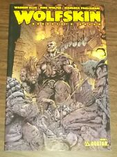 Wolfskin Hundreth Dream Vol 2 by Warren Ellis (Paperback)  9781592911387