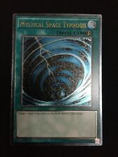 YUGIOH MYSTICAL SPACE TYPHOON NEAR MINT ULTIMATE AP08-EN002