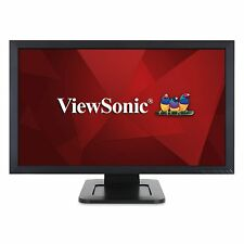 "Viewsonic TD2421 24"" LED LCD Touchscreen Monitor - 16:9 - 5 ms"