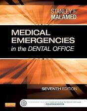 FAST SHIP - MALAMED 7e Medical Emergencies in the Dental Office              DF4