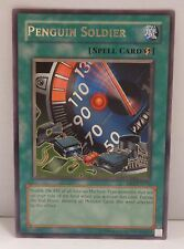Yu Gi Oh Missprint Error PENGUIN SOLDIER Instead.. Limiter Removal ! DB1-EN179