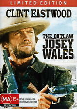 The Outlaw Josey Wales - Western - (Limited Edition 2 Disc) - NEW DVD