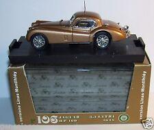 BRUMM JAGUAR XK 120 3.5 LITRI LITRE 1948 160 HP REF 106 IN BOX 1/43