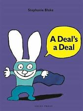 A Deal's a Deal,Stephanie Blake,New Book mon0000044819
