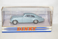 "DINKY Collection dy-13 Bentley ""R"" Continental 1955 BLU CHIARO 1:43 MATCHBOX"