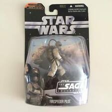 Hasbro Star Wars THE SAGA 3.75inch Fig. Firespeeder Pilot - Hot Deal