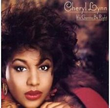 It's Gonna Be Right - Cheryl Lynn (2015, CD NIEUW)