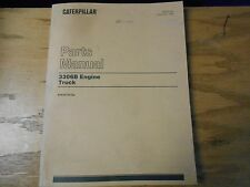 USED CATERPILLAR PARTS MANUAL 63Z22742-UP