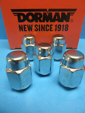 Set of 5 Brand NEW Wheel Lug Nuts Acorn Replace Ford OEM# 611-100 CHROME Upgrade