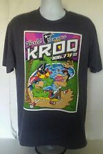 Famous Stars and Straps KROQ T-Shirt_Men's Size Large