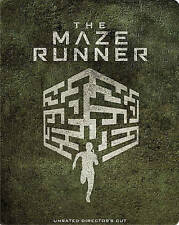 The Maze Runner (Blu-ray/DVD, 2-Disc Set, Includes Digital Copy Steelbook Only