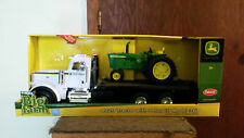 Ertl Big Farm 1:16 Peterbilt Model 367 Delivery Truck With John Deere 4020