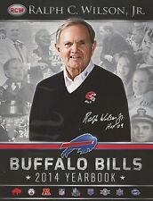 Yearbook 2014 - NFL - Football - BUFFALO BILLS