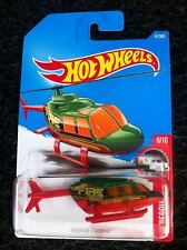 Hot Wheels Diecast - Fire Chopper / Helicopter NEW