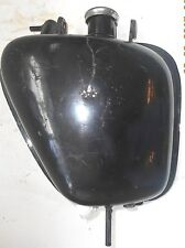 1964 TRIUMPH OIL TANK with CAP Solid Working 64 T120 Bonneville  F6308