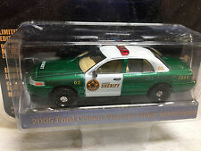 Greenlight 1/64 GREEN MACHINE Once Upon A Time Sheriff Ford Crown Vic Police Car