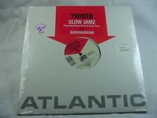 Twista Feat Kanye West - Slow Jamz / Badunkadunk - Sealed New - Free Shipping