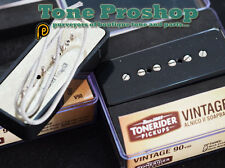 Tonerider P90 Vintage Pickup set - Black