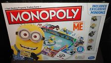 Despicable Me Monopoly (HASBRO) 2013 NEW & SEALED