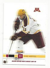 2007-08 Minnesota Golden Gophers Mike Hoeffel (Eispiraten Crimmitschau)