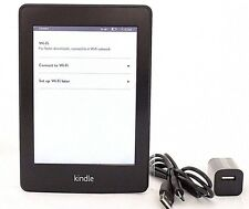 Amazon Kindle Paperwhite, 1st Gen, Wi-Fi + 3G, Black, 50-4B