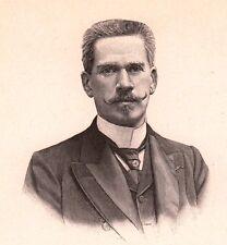Portrait Docteur Felix de Lapersonne Toulouse Ohptalmologie Ophthalmology