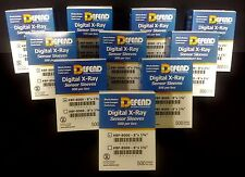 "10x X-ray Digital Sensor Sleeves 8""X1 5/8Clear(Size 2) 10x of 500bx(5,000total)"