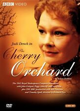 The Cherry Orchard (DVD 2 disc) Judi Dench  1981 & 1962 versions NEW